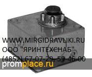 Регуляторы потока ПГ55-3 и МПГ55-3 с обратным клапаном