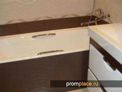Ремонт ванных комнат - не дешево, но качественно.