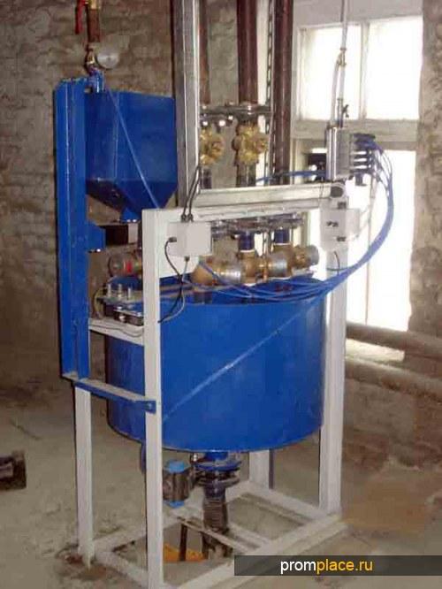 Дозаторы воды и добавок ДВ-150, ДВ-300, ДВ-500
