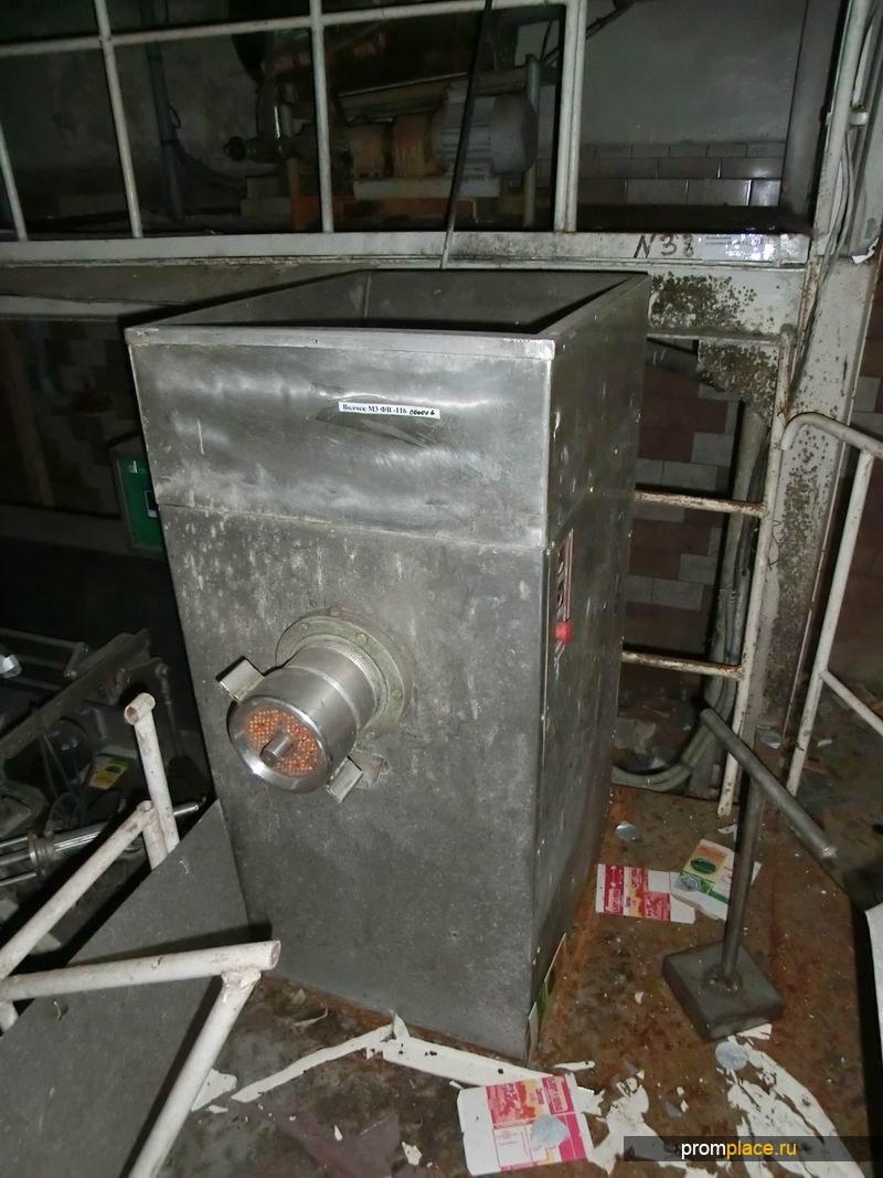 Продаю Мясорубка-волчек М3 ФВ-116,