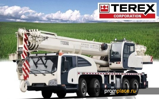 Продам автокран Terex TOPLIFT TTC036G