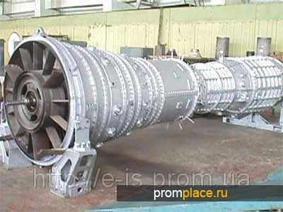 Газотурбинный двигатель ДР 59Л