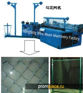 продам станок для плетения сетки рабицы