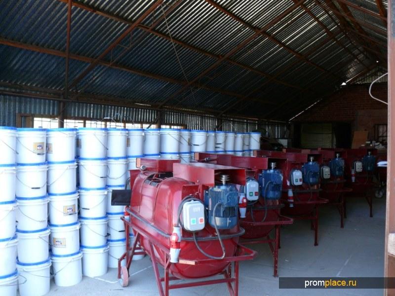 Оборудование для производства Водостойкого газобетона, 200 циклов