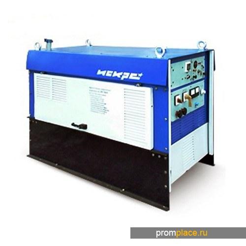 Агрегат дизельный ИСКРА АДД-2х2502.1