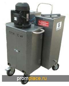 Установка универсальная дляпенополиуретана ПГМ-10АТ