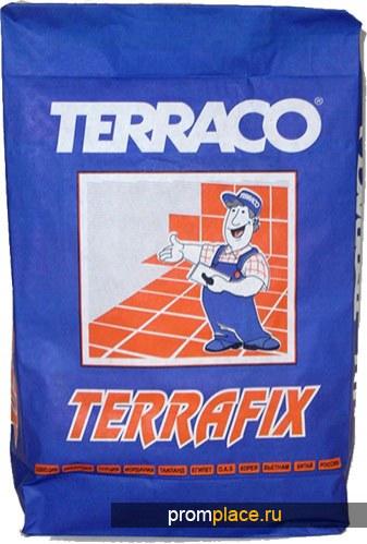Клей для плитки Террафикс