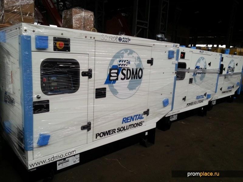 Дизельная электростанция sdmo R90