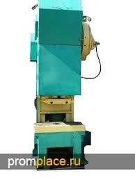 Пресс однокривошипный КВ2534 ус. 250 т.с. 1984