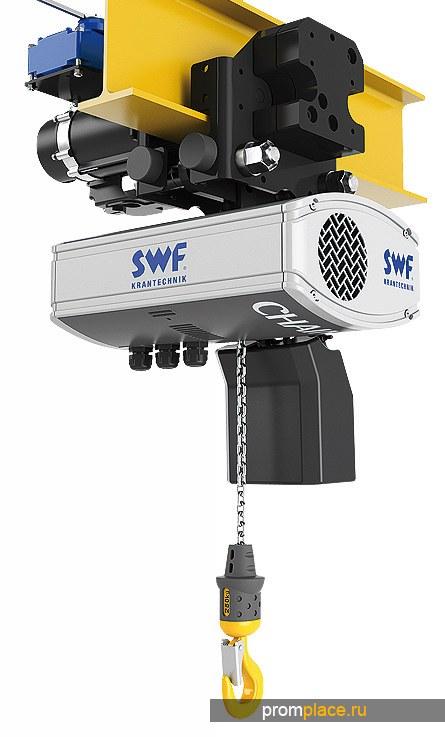Цепные электрические тали SWFKrantechnik GmbH серии SK