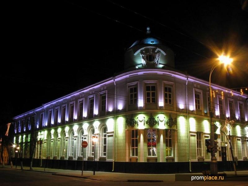 Продажа здания в центре Ростова-на-Дону. Арендный бизнес