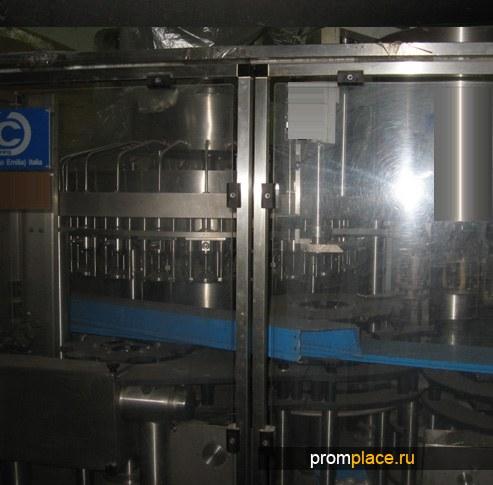 Моноблок  розлива B&C (Bottling&Canning, Италия)