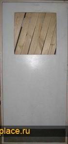 Строительный дверной блок ДН21-9