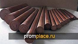 Стержень текстолитовый Ø 40 мм длина 980 мм 2,1 кг