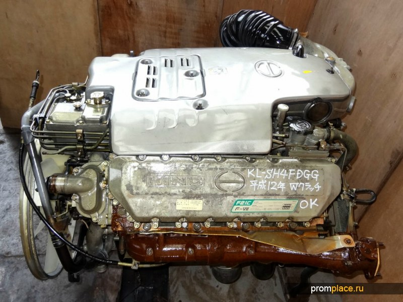 Двигатели Toyota/Hino V25С, V22С, V22D, V21C, F21С , F20С, F17С, F17D, F17Е и запчасти к ним в одном месте!
