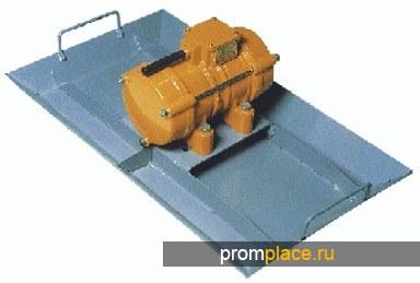 Виброплощадка для уплотнения бетона