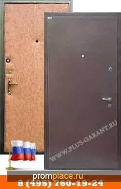 Стальные двери с порошковым напылением