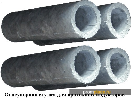 Огнеупоры, огнеупорные бетоны и изделия