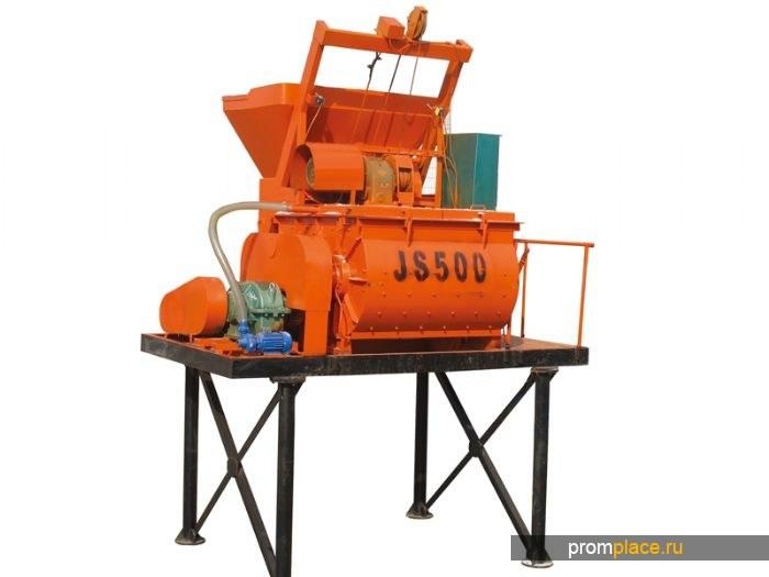 Бетомешалка JS500