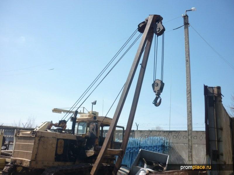 Продажа трубоукладчика МГБ-1