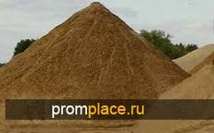 Песок речной. Доставка от 5 тонн.