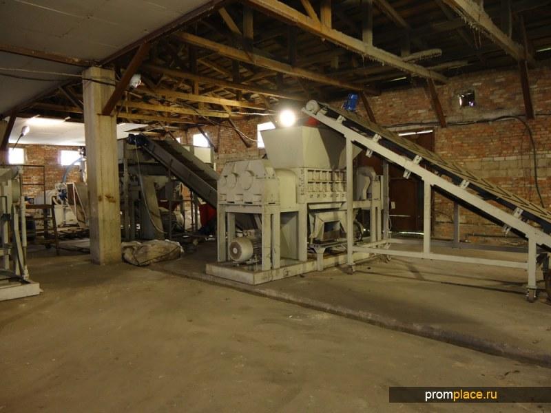 ОБВАЛ ЦЕН!!! Линия переработки шин. Адаптирована под шины российского производства.  Производительность от  200кг/ч до 700 кг/ч. Любая комплектация
