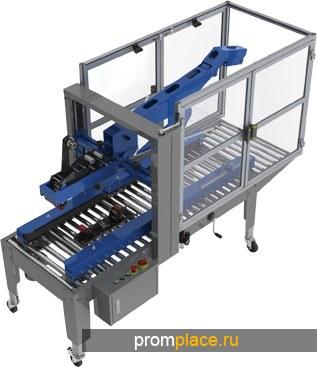 Автоматический заклейщик коробов Модель 3A  (AZ, Голландия)