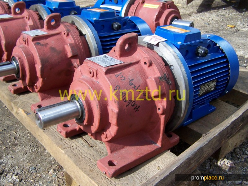 Мотор-редуктор 3МП-40-56-G110 .