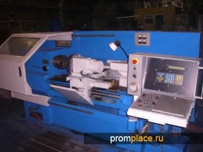 Специальный токарный станок с ЧПУ мод. 16А20Ф3