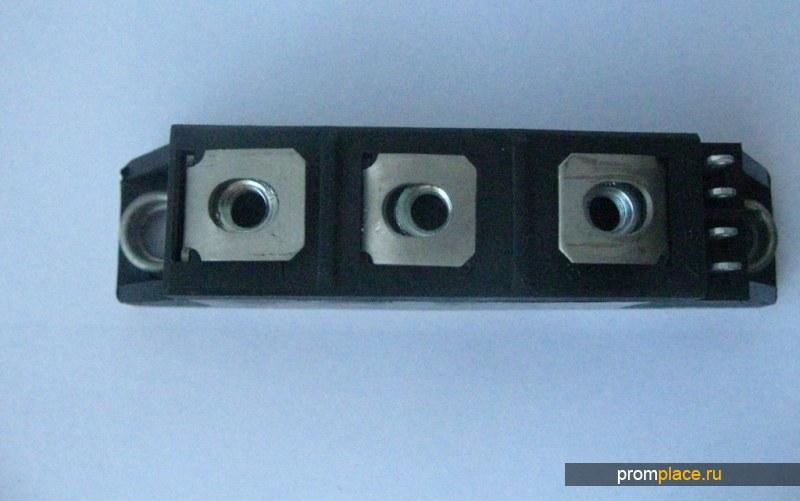 Модуль тиристорный МТТ4/3-100А 800В