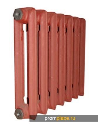 Чугунный радиатор МС 140 5секций