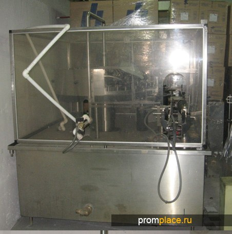 автоматический ополаскиватель бутылок AVE INDUSTRIES