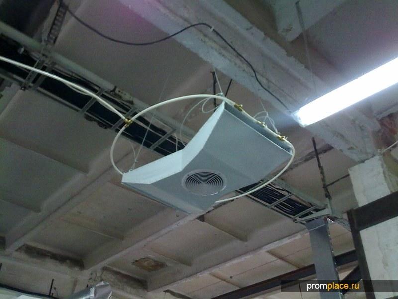Оборудование для поддержания влажности на складах
