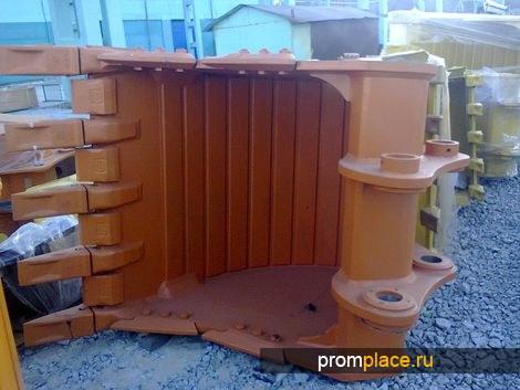 Doosan 420 ковш сверхскальный объем 2,15 м3 в наличии