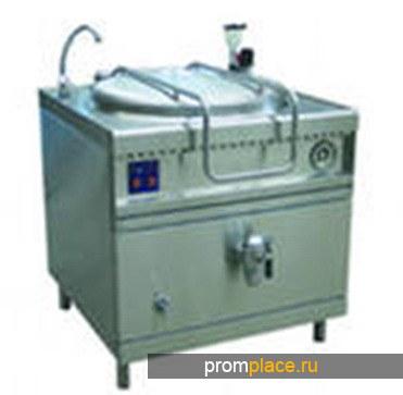 Котел пищеварочный электр. КПЭМ-100/9Т