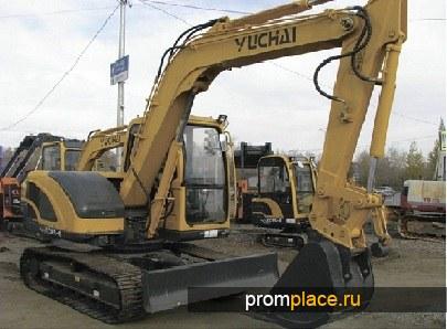 Экскаватор 85-8
