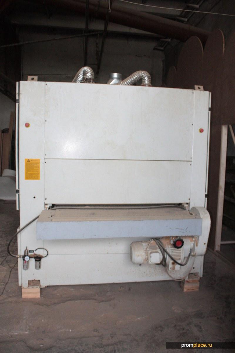 Станок калибровально-шлифовальный SR-R P 1300 A