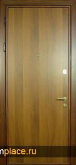 Стальные двери тип Зеркало №2