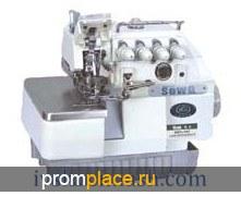 Швейное оборудование: трехниточный оверлок