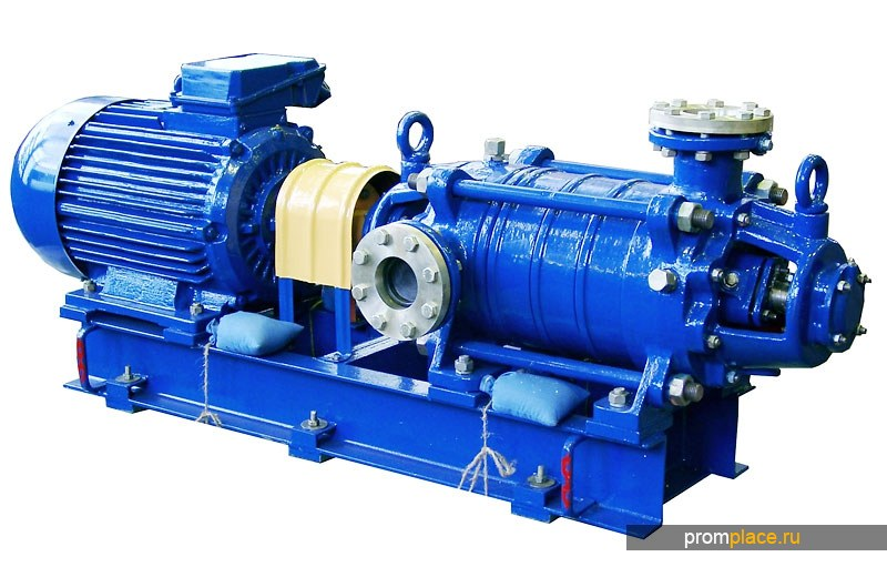 Насосы ЦНС, ЦНС(Г), как пример ЦНСГ 13-105 с эл. двигателем 11кВт, 3000 Обр