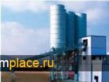 бетоносместитель серии HZS 25 -180