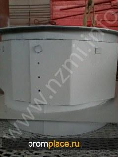 Стаканы для крепления крышных вентиляторов: