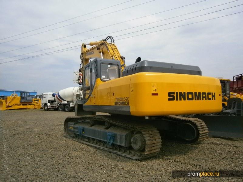 Экскаватор SINOMACH ZG3335LC-9C