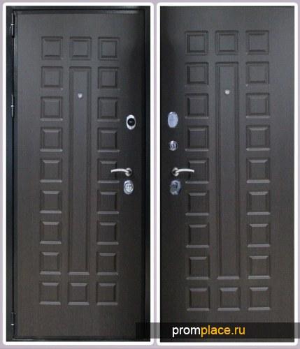 Дверь входная металлическая Премиум 3К