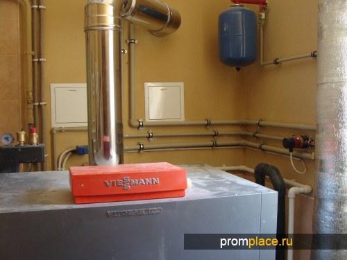 Автономное отопление и котельное оборудование