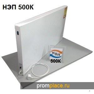 НЭП-500К обогреватель инфракрасный длинноволновой бытовой электрический конвекторного типа отопление домов квартир
