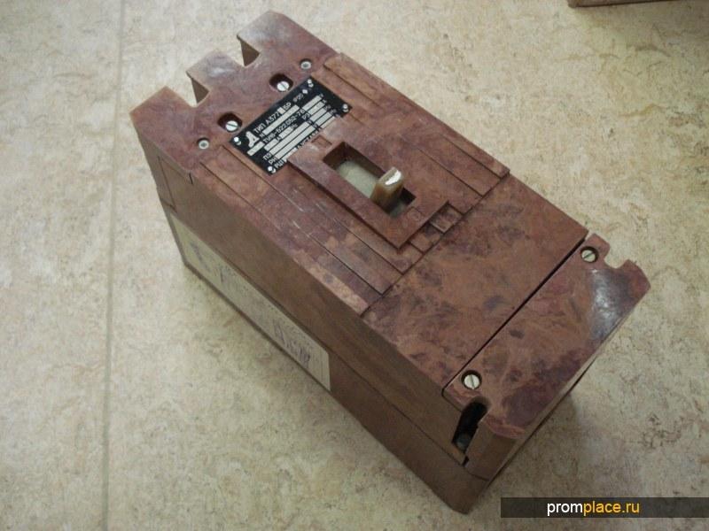 Выключатель автоматический А 3776 БР (автомат)