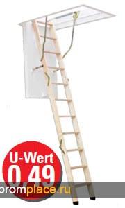 Эксклюзивная чердачная лестница Престиж