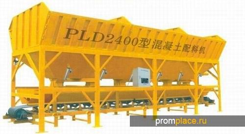 весовой дозатор PLD2400