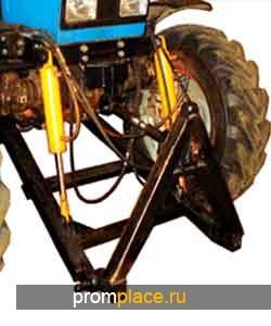Передняя навеска универсальная на МТЗ 82.1 сгидровыходами